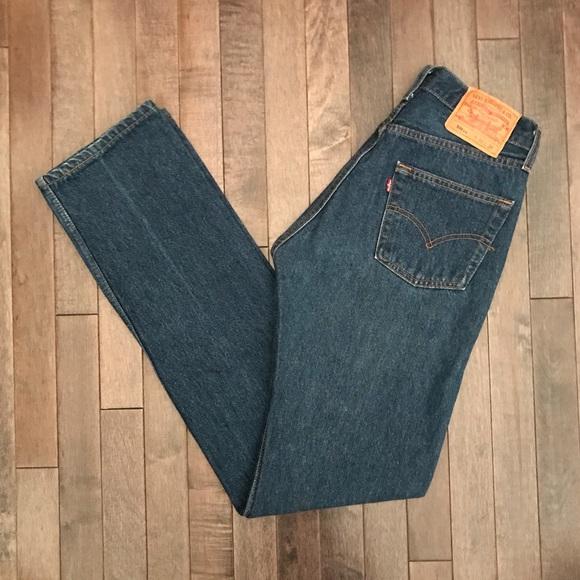 Levi's Denim - Amazing vintage Levi's 501 jeans!!